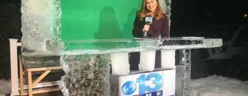 news about ice anchor desk newscaststudio