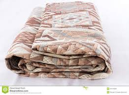 packed bed cover stock photo image of textile packed 35744928