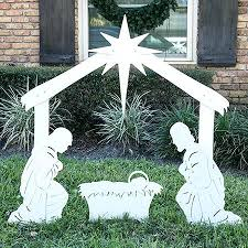 lighted outdoor nativity outdoor nativity set classic outdoor nativity holy family