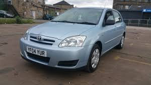 used toyota corolla cars for sale in huddersfield west yorkshire