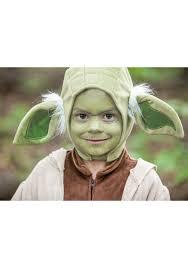 Star Wars Toddler Halloween Costumes Star Wars Yoda Costume Kids