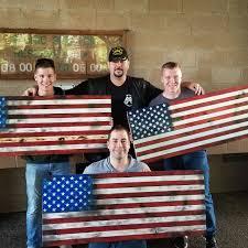 Veterans Flag Depot Dog Tag Furniture