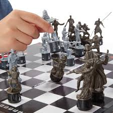 Diy Chess Set by Star Wars Chess Game Walmart Com