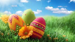 easter religious background 9714