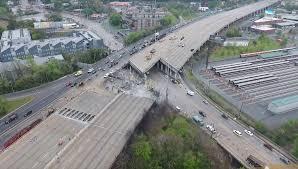 Seeking Atlanta I 85 Collapse Update Atlanta Commute Times Up But Travelers