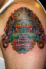 asian demon tattoo a gypsy rose tattoo new orleans flickr