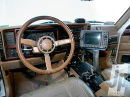 1991 jeep wagoneer interior jeep wagoneer brief about model