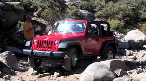 jeep rubicon trail jeep wranglers on the rubicon trail september 2011