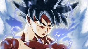 is this the secret goku s new transformation in