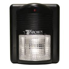 krown doorknocker 125 signaler harris communications