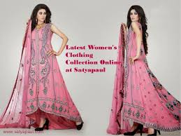 latest women u0027s clothing collection online at satyapaul