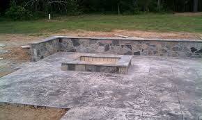 concrete fire pit exploding the 25 best homemade fire pits ideas on pinterest fire pit make
