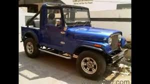mahindra jeep mahindra jeep alloy wheels 2015 youtube