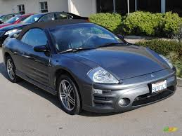 mitsubishi car 2005 2005 mitsubishi eclipse spyder information and photos zombiedrive