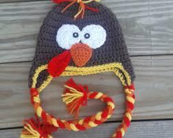 turkey hat etsy