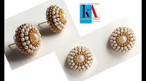 make stud earrings how to make stud earrings jewelry how to make stud earrings