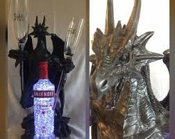 dragon lamp etsy