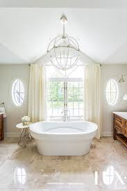 Chandelier For Cathedral Ceiling Bathroom Vaulted Ceiling With Beaded Clear Chandelier