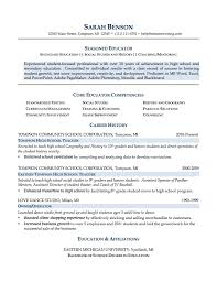 Example College Resumes by Example Of College Student Resume Student Resumes 32 Best Resume