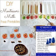 montessori tree printable montessori math with pumpkins free printables natural beach living