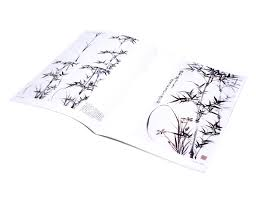 painting book original bamboo painting book for sumi fineline artworks