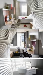maximize space small bedroom 8 small hotel rooms that maximize their tiny space contemporist