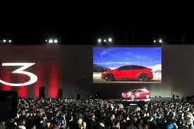 tesla faces labor discord as it ramps up model 3 production wsj