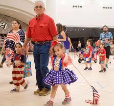 spirit halloween laredo tx laredo showcases american pride in march through mall del norte