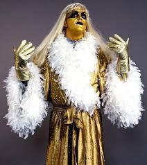 Goldust Halloween Costume Faces Goldust Photos Wwe