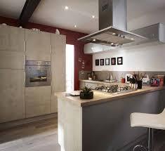 hotte cuisine ouverte inspirations à la maison adorable quelle hotte choisir avec choisir