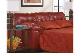 ashley furniture queen sleeper sofa alliston queen sofa sleeper ashley furniture homestore