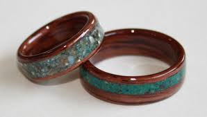 wooden wedding rings 8 eco wedding rings oreeko eco green fair trade business directory