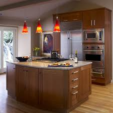 Red Pendant Light by Kitchen View Red Pendant Light For Kitchen Best Home Design