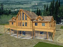 5 bedroom log home floor plans crtable