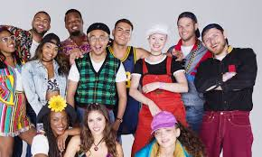 the social cast the cast of mtv s 90s house is ready to stop being polite