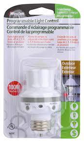 Westek Digital Residential Hardwired Timer by Fluorescent Lights Chic Timer For Fluorescent Lights 142 Plug In