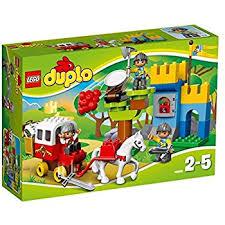 lego duplo town 10569 treasure attack toys