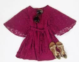 girls kimono dress etsy