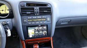 lexus gs430 bhp my in dash 7 inch galaxy tablet install clublexus lexus forum