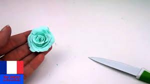Fimo Meme - diy rose en pâte fimo faire soi même une rose avec de la pâte à