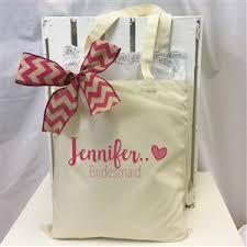 bridesmaids gift bags personalised bridal tote bags bridesmaids gifts ireland