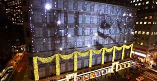 saks fifth avenue lights an enchanted experience a saks fifth avenue case study live design