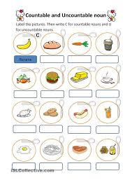 Countable And Uncountable Nouns Teaching Countable And Uncountable Nouns Clipart 26
