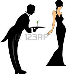 martini cartoon clip art men clipart waiter pencil and in color men clipart waiter
