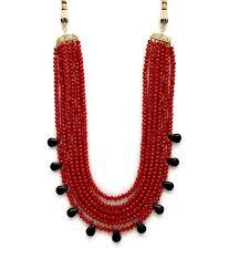 multi layered beaded necklace images Arvokas multi layer bead necklace buy arvokas multi layer bead jpg