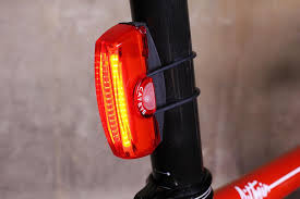 bright eyes bike light review review cateye rapid x3 rear light road cc