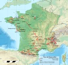 Ulm Germany Map by Tour De France Map 2011 Maps Pinterest Geography And France