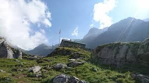 Cabane En Montagne Cabane De Susanfe Champéry Champéry