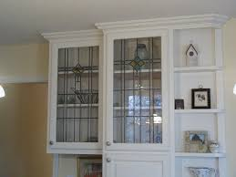 Glass Cabinet Doors Kitchen Pine Wood Bright White Glass Panel Door Kitchen Cabinet Doors