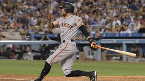 hunter sports fan series hunter pence wore ashes of dodgers fan in necklace during game knbr am